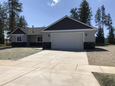 Rathdrum Single Family Home For Sale: 14695 N Nixon Loop