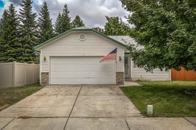 Coeur D'alene Single Family Home For Sale: 3180 N 9th St