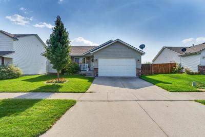 Coeur D'alene Single Family Home For Sale: 3714 W Manning Loop