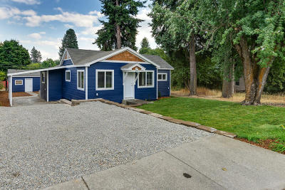 Coeur D'alene Single Family Home For Sale: 1302 N 9th St