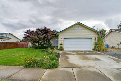 Hauser Lake, Post Falls Single Family Home For Sale: 1120 N Forsythia St