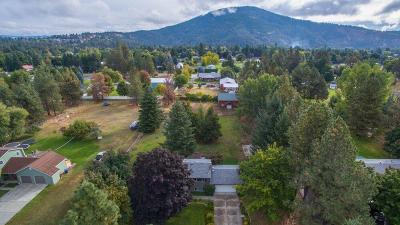 Coeur D'alene, Dalton Gardens Single Family Home For Sale: 7088 N Colfax St