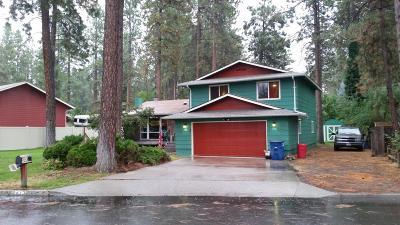 Post Falls Single Family Home For Sale: 413 S Ponderosa Loop