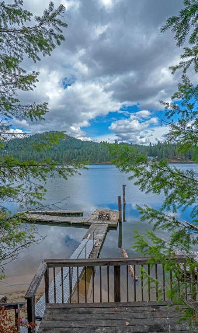 Hayden, Hayden Lake Single Family Home For Sale: 14830 N Donart Ct