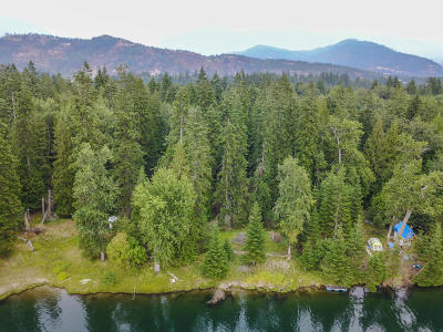 Clark Fork Residential Lots & Land For Sale: W Cf Delta Shores