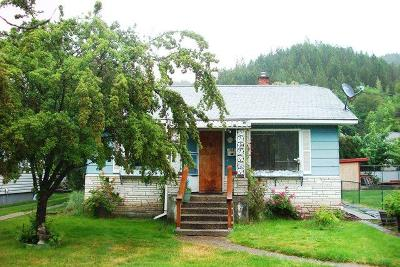 Kellogg Single Family Home For Sale: 106 W Mission Ave