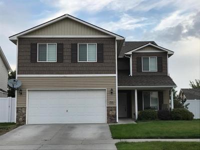 Coeur D'alene Single Family Home For Sale: 2860 W Thorndale Loop
