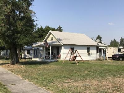 Post Falls Single Family Home For Sale: 311 E 6th Ave