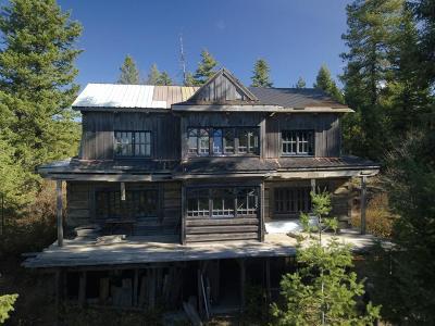 Bonner County, Kootenai County Single Family Home For Sale: 213 Cameron Rd