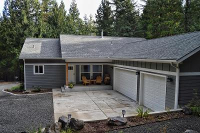 Hayden Single Family Home For Sale: 5130 E Hooker Hill Rd