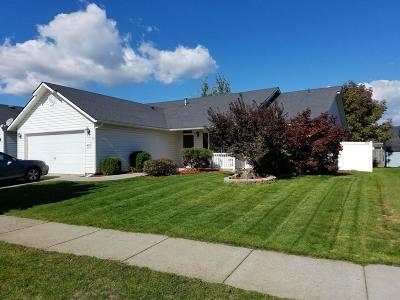 Post Falls Single Family Home For Sale: 4927 W Lemonwood Ln