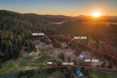 Coeur D'alene Multi Family Home For Sale: 4570 S Stach Rd