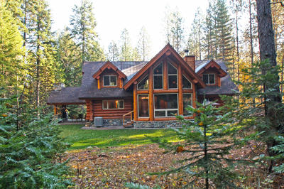 Sandpoint Single Family Home For Sale: 262 Indian Meadows