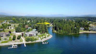 Sandpoint Single Family Home For Sale: 594 Whiskey Jack