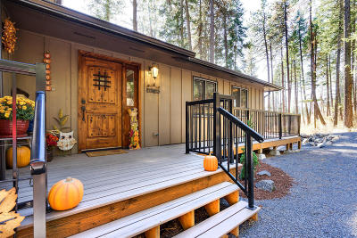 Coeur D'alene Single Family Home For Sale: 915 S Old Jellum Rd