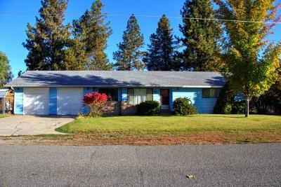 Priest Lake, Priest River Single Family Home For Sale: 411 Jones Ave
