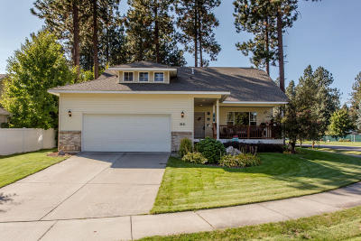 Post Falls Single Family Home For Sale: 510 S Widgeon St