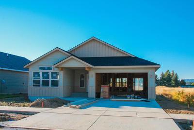 Sandpoint Single Family Home For Sale: 1519 Poplar