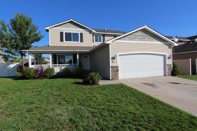 Coeur D'alene Single Family Home For Sale: 2876 W Thorndale Loop