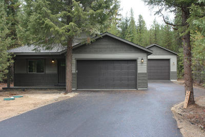 Priest Lake Single Family Home For Sale: 209 Tracy