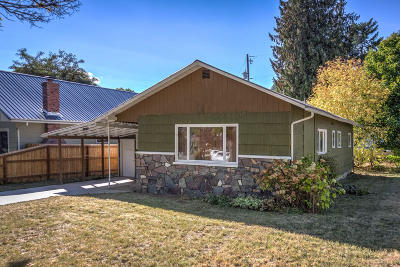 Sandpoint Single Family Home For Sale: 322 S Second Ave