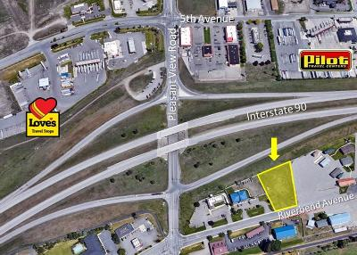 Post Falls Residential Lots & Land For Sale: L3B1 W Riverbend Ave