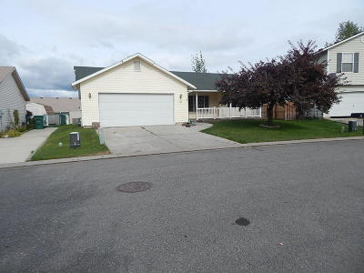 Post Falls Single Family Home For Sale: 215 W Chippewa Dr