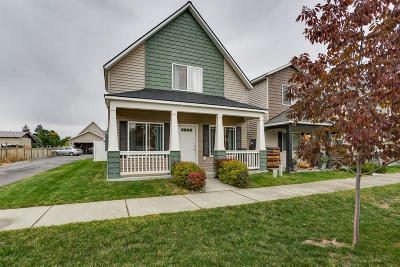 Post Falls Single Family Home For Sale: 2057 N Cruze St