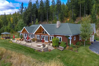 Sandpoint Single Family Home For Sale: 270 Destiny Ln