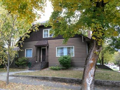 Kellogg Single Family Home For Sale: 16 E Market Ave