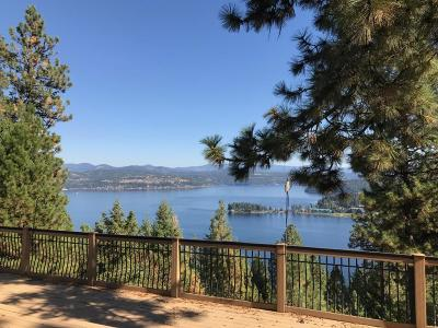 Coeur D'alene Single Family Home For Sale: 5044 S Brentwood Ln