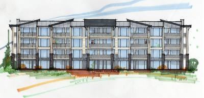 Kootenai County Condo/Townhouse For Sale: 447 W Waterside Dr #105
