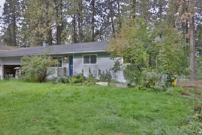 Hayden Single Family Home For Sale: 11865 N Forest Rd
