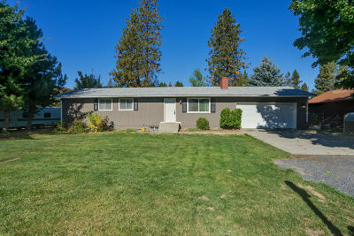 Rathdrum Single Family Home For Sale: 8557 W Nevada St