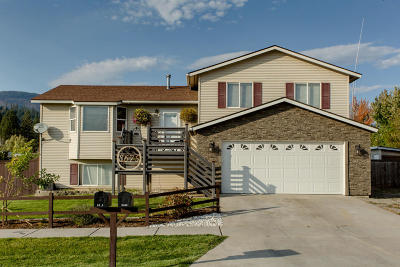 Rathdrum Single Family Home For Sale: 8675 W Colorado St
