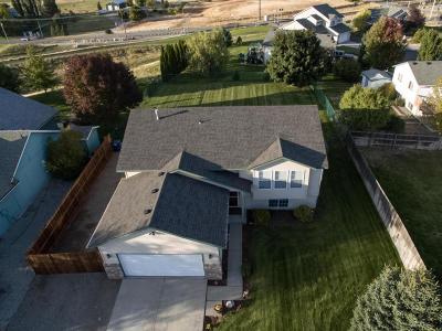 Hauser Lake, Post Falls Single Family Home For Sale: 695 N Divot Ave