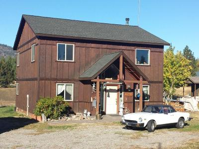Priest Lake, Priest River Single Family Home For Sale: 12735 Dufort Rd