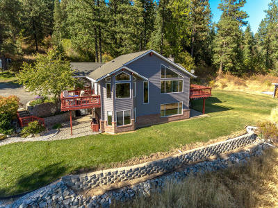 Coeur D'alene Single Family Home For Sale: 4465 S Daybreak Road