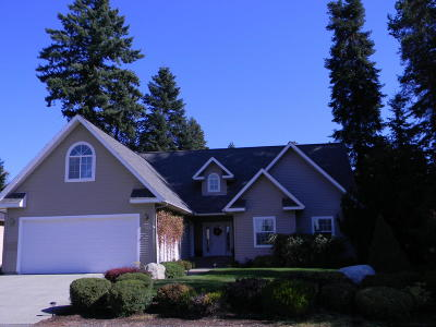 Hayden Single Family Home For Sale: 11584 N Strahorn Rd