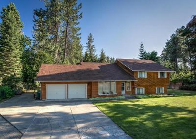 Coeur D'alene Single Family Home For Sale: 1420 E Margaret Ave