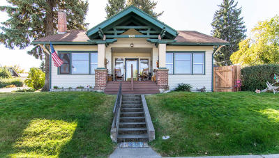 St. Maries Single Family Home For Sale: 1005 W. College Ave.