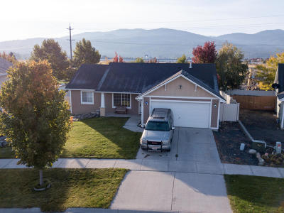 Post Falls Single Family Home For Sale: 291 N Silkwood Dr