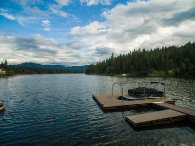 Hayden Single Family Home For Sale: 35009 E Hayden Lake Rd