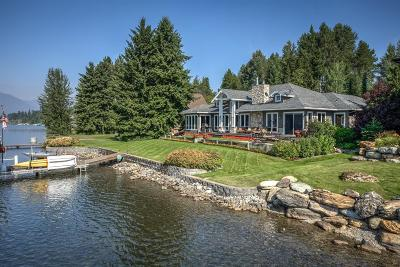 Sandpoint Single Family Home For Sale: 146 Osprey Ln