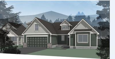 Coeur D'alene Single Family Home For Sale: 4190 W Downing Ln