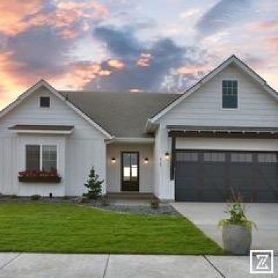 Coeur D'alene Single Family Home For Sale: 6787 N Hourglass Dr