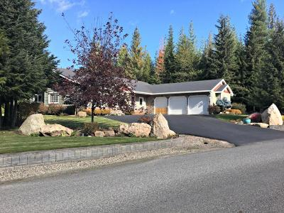 Priest Lake, Priest River Single Family Home For Sale: 573 Fairway Dr