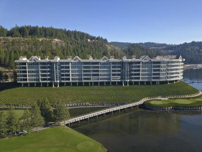 Coeur D'alene Condo/Townhouse For Sale: 1031 S Island Green Dr