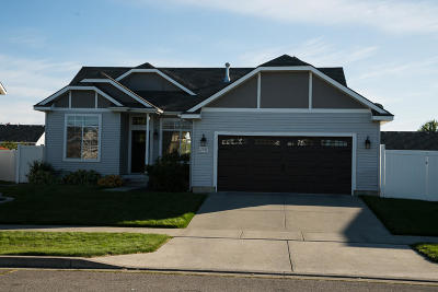 Coeur D'alene Single Family Home For Sale: 2538 W Timberlake Loop
