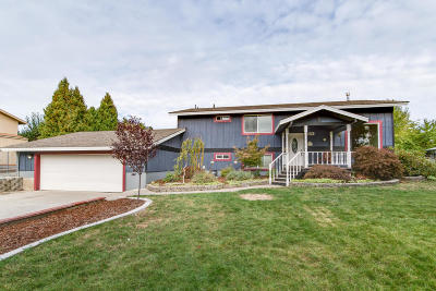 Post Falls Single Family Home For Sale: 5239 E Royal Dr